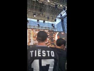 Tiesto - Atlantic City NJ, Labor day 2015