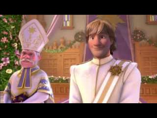 Wedding Anna and Kristoff + party:D