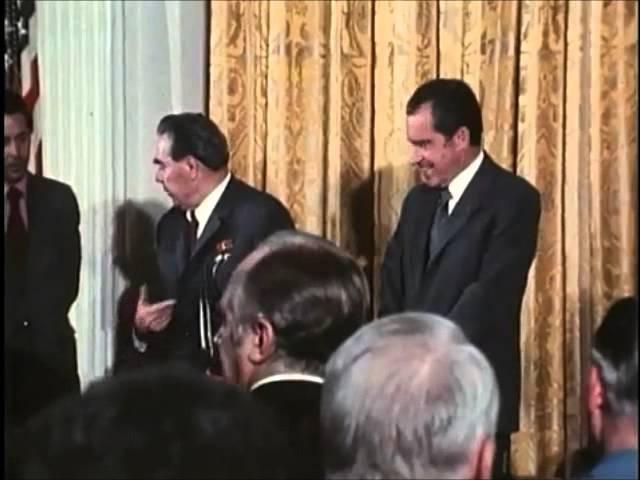 Nixon and Brezhnev joke