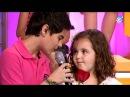 Abraham Mateo sorprende a una fan de 4 añitos Le dedica Mi princesa de David Bisbal