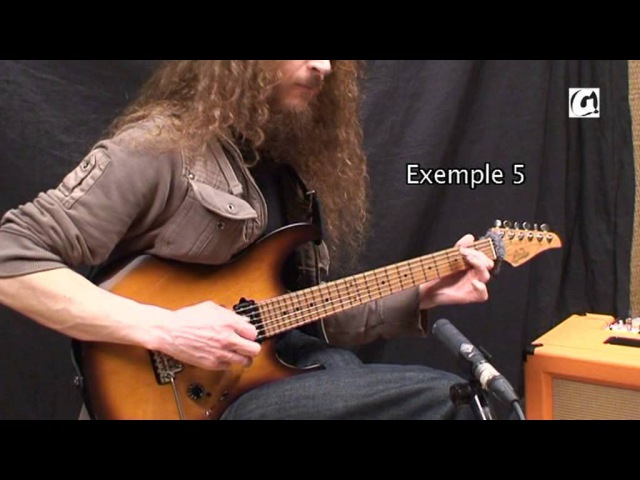 Guthrie Govan-slap guitar,slide and tapping lesson