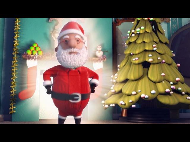 Олли Веселый грузовичок - Мультики про машинки - Олли и Рождество - Серия 43 (Full HD)
