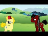 Funny Day in Ponyville Part 1 (Animation)