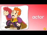 Occupations Flashcards For Children - English Vocabulary for Kids - ELF Kids Videos