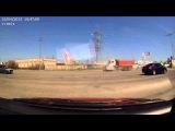 Авария в Ставрополе 26 04 2015