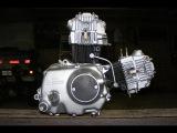 V-образный двигатель на мопед альфадельта