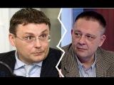 Евгений Фёдоров VS Степан Демура - Напрямую о Путине!!!