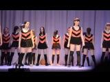 Скандальный танец пчелок Тверк, танец пчелки, видео, задница, попа, медведь, прикол, скандал, Россия