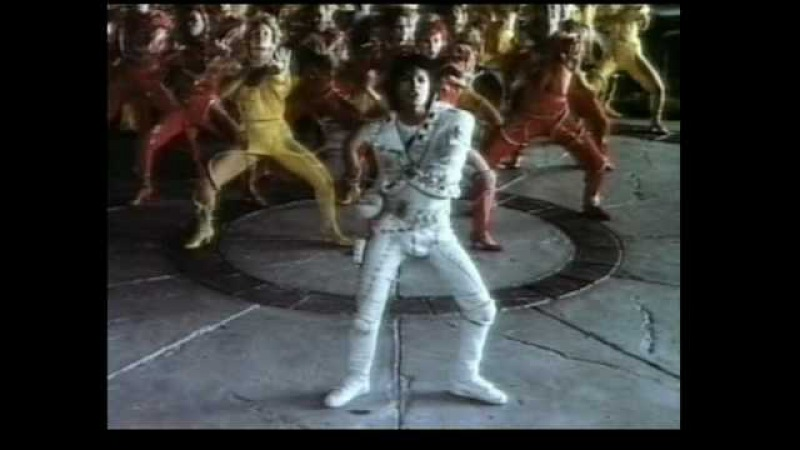 Michael Jackson - We Are Here To Change The World / Another Part Of Me (Captain EO)