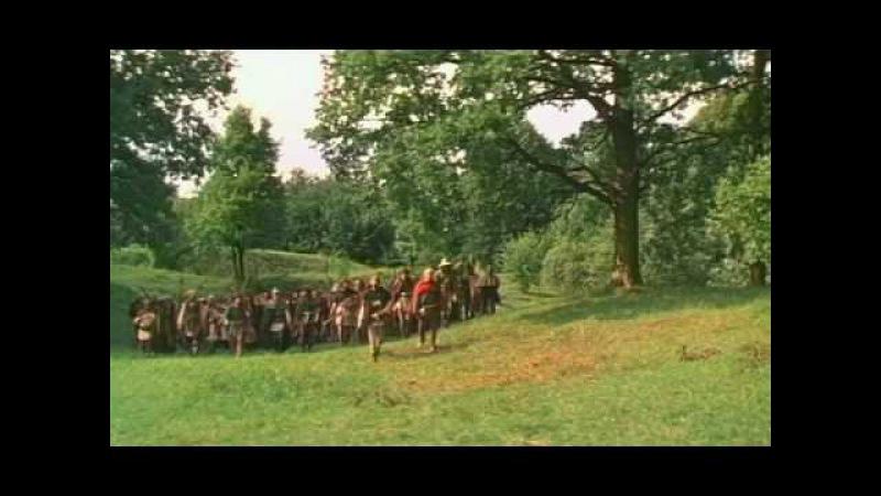 Высоцкий-Баллада о вольных стрелках-Айвенго
