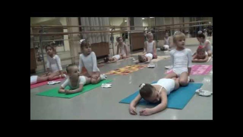 Ч.2 Открытый урок хореографии (Школа танца Елены Морозовой, ДК