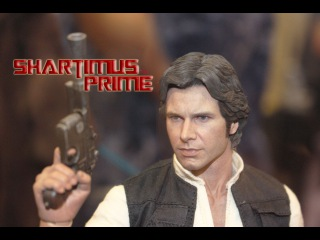 Hot Toys Star Wars Celebration 2015 Sideshow Collectibles Booth 1:6 Scale Movie Action Figures