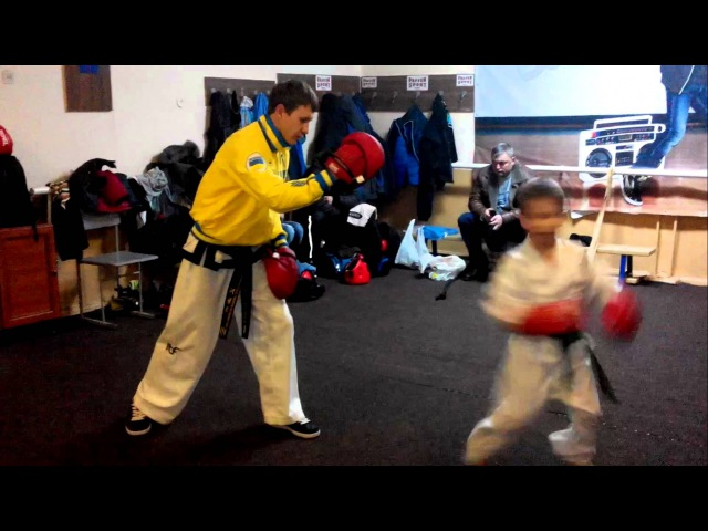 Kids training/ korolovych team/ uzhgorod tkd