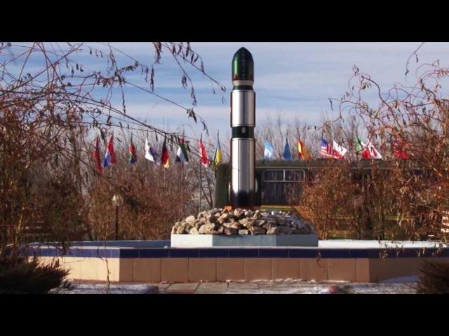Запуск ракеты Сатана в Ясном 21 11 2013 DNEPR CLUSTER MISSION 2013