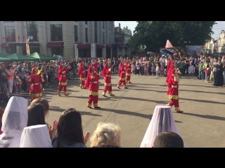 ТФТ Артхурон. Дагестанский танец