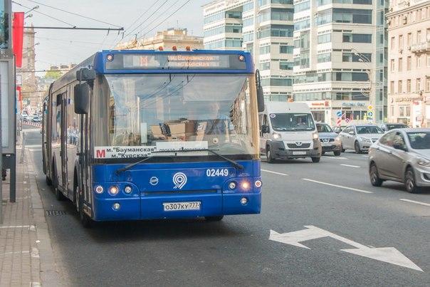 троллейбусы № 22 и 88 (к