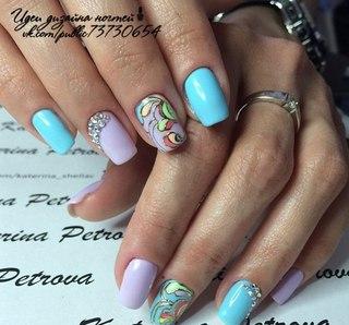 Вконтакте дизайн ногтей - Дизайн ногтей - HomeManicure