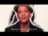 B.o.B - Nothin' On You (feat. Bruno Mars) (RU Subtitles  Русские Субтитры)
