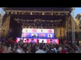 Вступительная песня группы Scorpions на концерте в НН