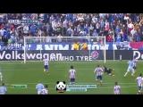 Малага 2-2 Атлетико, Испанская Примера 2014/15, 31-й тур
