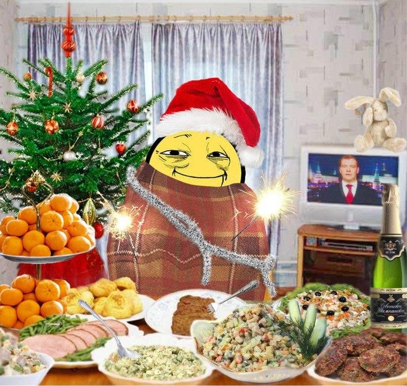 Афиша Воскресенск New Year 2014-2015 / Оливье эдишн