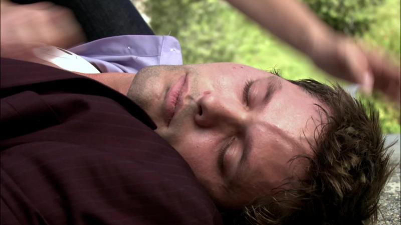 Рыцарь дорог-2008 (Тяжёлые дни рыцаря) серия 4 (Дубляж-СТС)