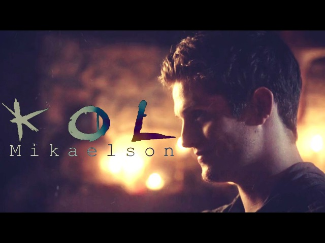 Kol Mikaelson {there's always time for games}