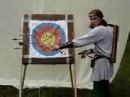 Стрельба из лука двумя стрелами - 2