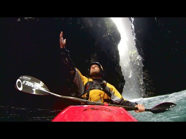 GoPro Kayak New Zealand