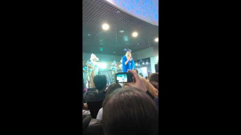 Оля Полякова выступление в Сити центру Одесса!
