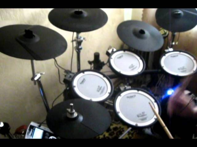 Modern Talking - Youre my heart Youre my soul 1985 (Drum Cover)
