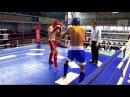 Чемпионат Дагестана по кикбоксингу в разделе К-1 (05.04.2015)