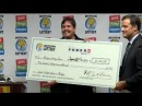 $337 Million Powerball Jackpot Winner