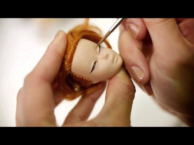 Коллекция кукол Барби силкстон Silkstone 2012. Barbie Fashion Model Collection. Cdolls.ru