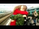 Девушка дождалась парня из армии