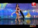 Екатерина Волкова «Україна має талант-5» Кастинг в Харькове