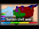 «Syrian civil war» | Every week | March 2011 - June 2015