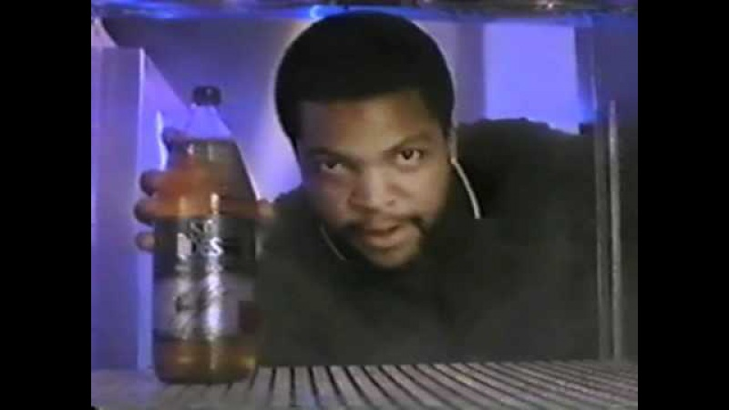 Ice Cube St. ides Commercial 1993