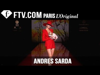 Andres Sarda F/W 2015-16 Runway Show   Madrid Fashion Week   FashionTV