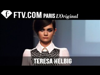 Teresa Helbig F/W 2015-16 Runway Show | Madrid Fashion Week | FashionTV