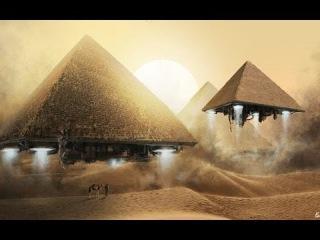 Секретные Территории. Наследие Звёздных Пришельцев ( Индейцы майя )