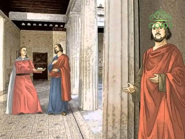 Святые бессребренники Косма и Дамиан Азийские