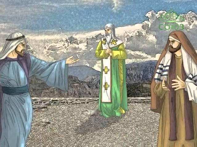 Мульткалендарь. 5 ноября. Святой апостол Иаков, брат Господень