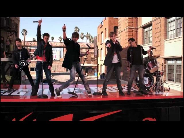 Big Time Rush: Paralyzed (Episode Clip)