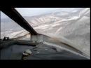 Су-24 предельно малая высота. Зима. Сопки.