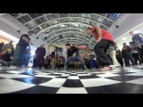 Foot Masters 2014 Final 3x3 Pink Elephants vs Comix Zone