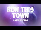 Jay-Z ft Rihanna - Run This Town (Onderkoffer Remix) AUDIO SPECTRUM