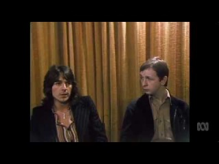 Judas Priest - Interview with Rob Halford & Glenn Tipton on Countdown (1977)