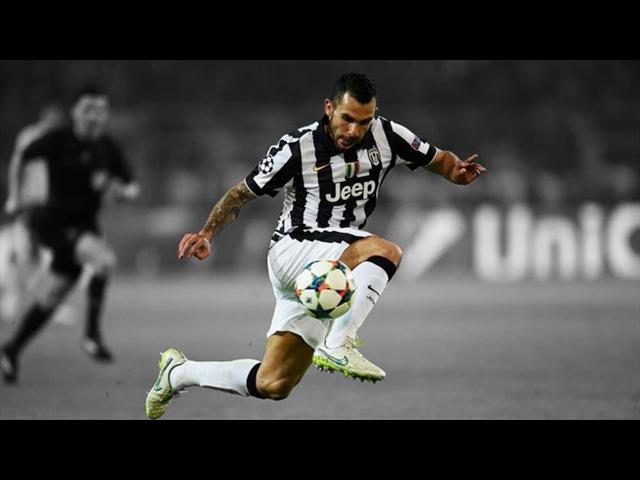 Carlos Tevez Juventus | Top Player | Amazing Goals Skills | 2015 HD