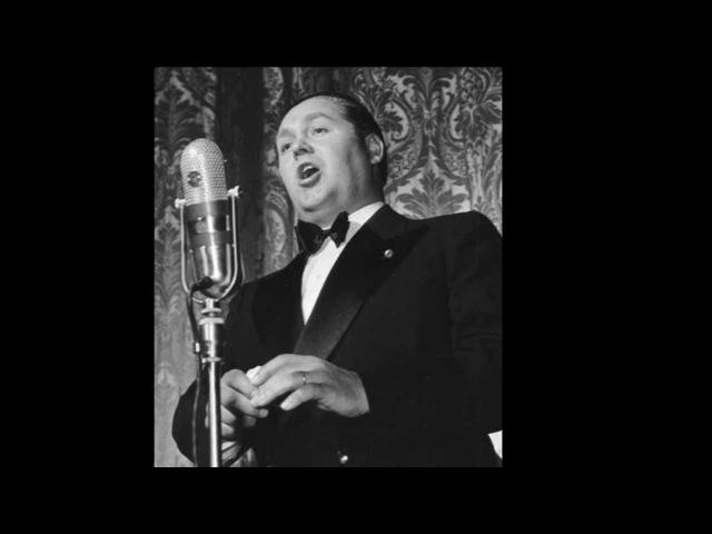 Jussi Björling - E la solita storia del pastore (Lamento di Federico) - F. Cilea